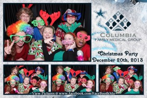 Columbia Medical Group Christmas Party