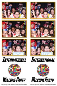 MU International Party