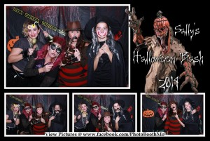 Sally's Halloween Bash