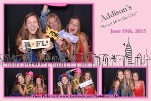 Addison's Sweet 16