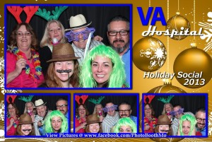 VA Hospital Holiday Party